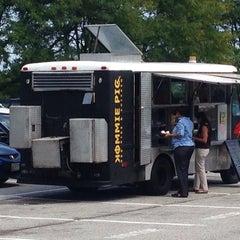 Photo taken at Johns Hopkins University - Eastern by Tim D. on 9/4/2014