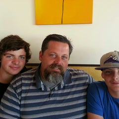 Photo taken at Steve's Burgers by Cassi H. on 6/15/2014