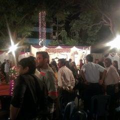 Photo taken at Mahatma Gandhi Circle (ಮಹಾತ್ಮಾ ಗಾಂಧಿ ವೃತ್) by Sunil K. on 10/19/2013