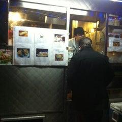 Photo taken at Bogart Taco Truck by Rachel W. on 2/16/2013