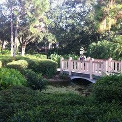 Photo taken at Alligator Bayou by Eddie K. on 9/14/2012