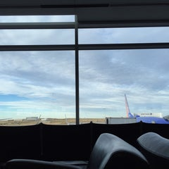 Photo taken at Gate C43 by Brian W. on 11/9/2015