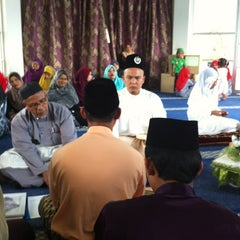 Photo taken at Pejabat Agama Islam Daerah Hulu Langat by Jim a. on 6/28/2013