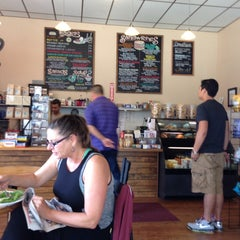 Photo taken at The Fog Lifter Café by David O. on 7/13/2013