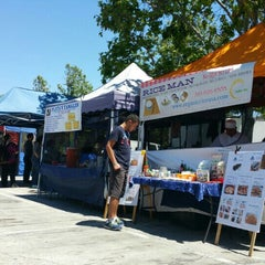 Photo taken at Torrance Farmer's Market by Stacey~Marie on 4/28/2015