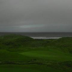 Photo taken at Ballybunion Golf Club by John S. on 9/15/2012