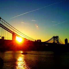 Photo taken at Brooklyn Bridge by Rodrigo Z. on 6/12/2013