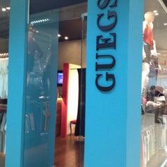 Photo taken at Guegs Store by Eduardo G. on 10/27/2012