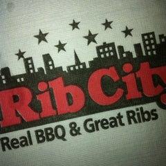 Photo taken at Rib City by Tim E. on 12/2/2012