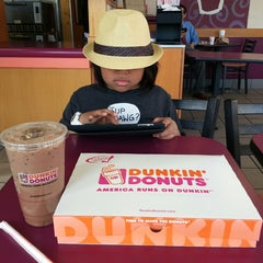 Photo taken at Dunkin Donuts by Allan M. on 2/19/2013