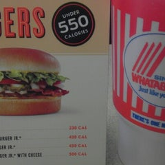 Photo taken at Whataburger by ✈--isaak--✈ on 1/11/2013