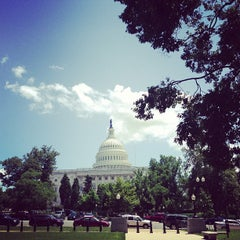 Photo taken at United States Capitol Visitors Center by Sean Q. on 7/5/2013