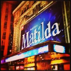 Photo taken at Shubert Theatre by Denah E. on 3/8/2013