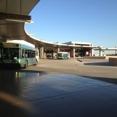 Photo taken at Sky Harbor Rental Car Center by Suzanne H. on 4/13/2013