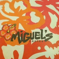 Photo taken at Miguel's Mexican Cocina by Mike R. on 3/30/2013
