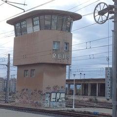 Photo taken at RENFE Reus by castellistica on 11/3/2012