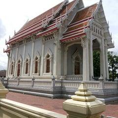 Photo taken at วัดชลประทานรังสฤษฎ์ (Wat Chonprathan Rangsarit) by Tum i. on 7/8/2013