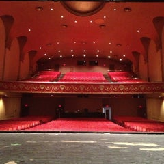 Photo taken at Bergen Performing Arts Center by Jeff K. on 2/12/2013