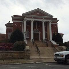 Photo taken at Albemarle, NC by zaarta M. on 2/21/2014