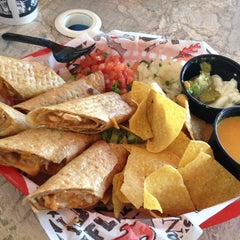 Photo taken at Tijuana Flats by Monica A. on 2/5/2013