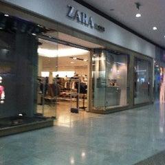 Photo taken at Zara by Petra K. on 11/24/2012