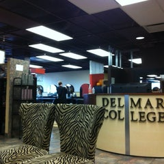 Photo taken at Delmar College of Hair and Esthetics by Len ❤. on 10/24/2012