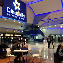 Photo taken at Cinépolis by 💎Lillie💎 . on 1/6/2013