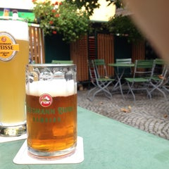 Photo taken at Brauerei Keesmann by Michal S. on 9/26/2013