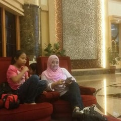Photo taken at The Puteri Pacific Hotel by Muhd A. on 7/20/2015