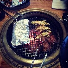 Photo taken at Gyu-Kaku Japanese BBQ by Michael J. on 3/16/2013