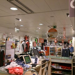 Photo taken at El Corte Inglés by Angel P. on 7/22/2013