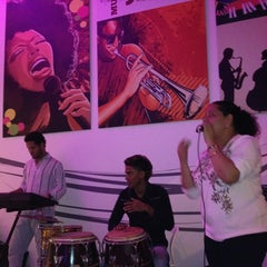 Photo taken at BarraN' Tea Jazz Restaurant Lounge by BarraN Tea Jazz on 2/17/2013