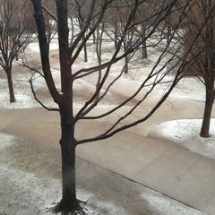 Photo taken at Kilmer Library by Deven G. on 2/8/2013