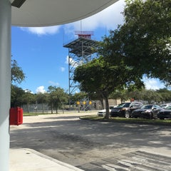 Photo taken at FLL Airport Economy Parking by Andrew B. on 11/6/2015