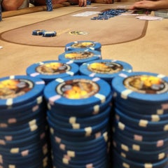 Photo taken at Golden West Casino by Jennifer S. on 3/22/2013