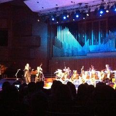 Photo taken at Koncertna dvorana Vatroslava Lisinskog by Davor M. on 10/6/2012