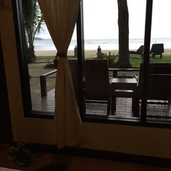 Photo taken at Twin Bay Resort by Jia C. on 7/18/2015