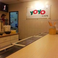 Photo taken at Yoyo Cafe by Chenrealone on 4/15/2013