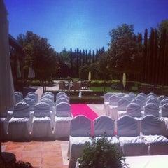 Photo taken at La Quinta de Jarama by David P. on 6/1/2013