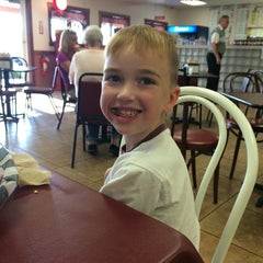Photo taken at Hoover's Dairy Store by Sarah K. on 7/21/2014