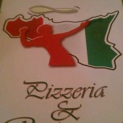 Photo taken at Palermo's Pizzeria & Resturant by La on 11/13/2012