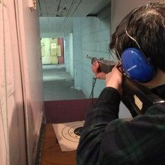 Photo taken at West Side Rifle & Pistol Range by Dennis S. on 1/12/2013