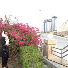 Photo taken at Marina Club | کلوپ ساحلی کیش by Taher J. on 4/26/2013