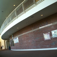Photo taken at John W. Bardo Fine and Performing Arts Center by Miranda M. on 9/25/2012
