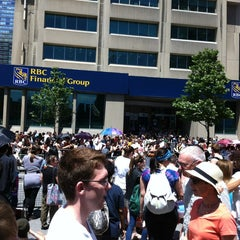 Photo taken at RBC Royal Bank by Terrence C. on 6/30/2013