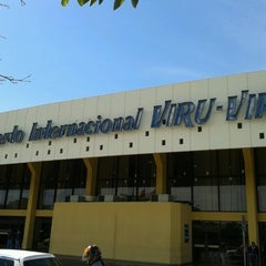 Photo taken at Aeropuerto Internacional Viru Viru (VVI) by Franklin R. on 5/24/2013
