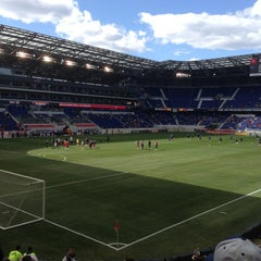 Photo taken at Red Bull Arena by Stephen W. on 3/30/2013