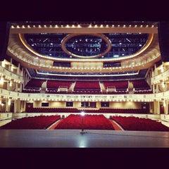 Photo taken at Mahaffey Theater by 🌜Jesy P. on 10/30/2012