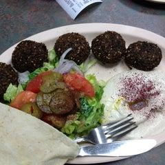 Photo taken at House of Falafel by Priyank B. on 11/20/2012