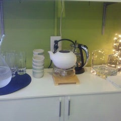 Photo taken at euphoria health & beauty bar by Paige F. on 9/28/2012